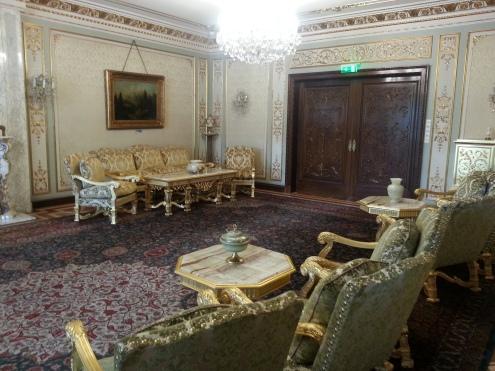 Palatul Primăverii - interior