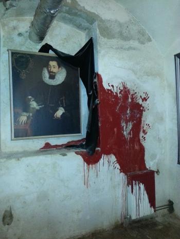 Sânge pe calorifer - Brukenthal