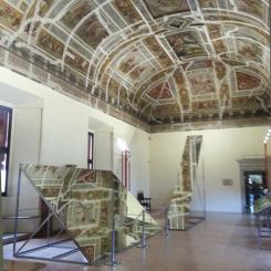 Castelul Estense - interior