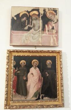 Pinacoteca Ferrara - Maestro della Pieta Massari, sec. XV