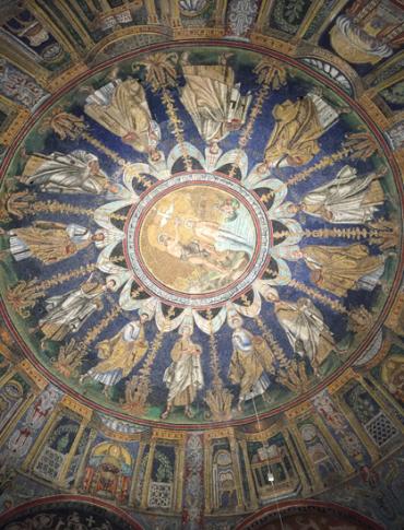 Ravenna - Baptisterio Ariani