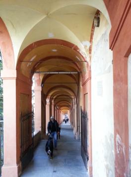 San Luca Porticoes - Bologna