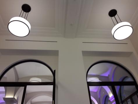Barberini Museum main lobby