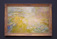 """Water Lilies"" - Claude Monet"