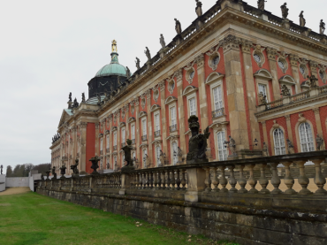 Neue Palais - Potsdam