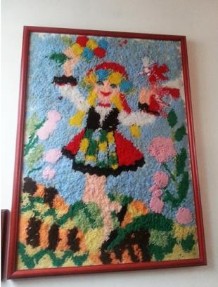 Ţesătură_Muzeu-Etnografie_Burgas_Bulgaria