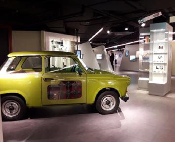 Trabant - Muzeul Spionajului, Berlin