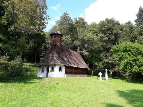 """Memorialul """"Nicolae Bălcescu"""" - biserica"""