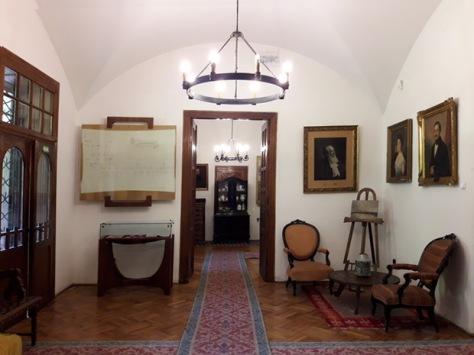 "Memorialul ""Nicolae Bălcescu"" - interior"