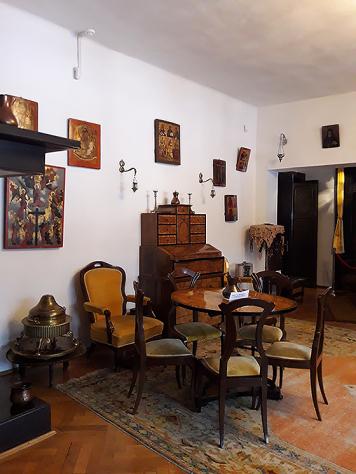 Casa-Memoriala-George-Enescu-Sinaia-detaliu-salon