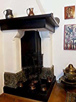 Casa-Memoriala-George-Enescu-Sinaia-interior-detaliu