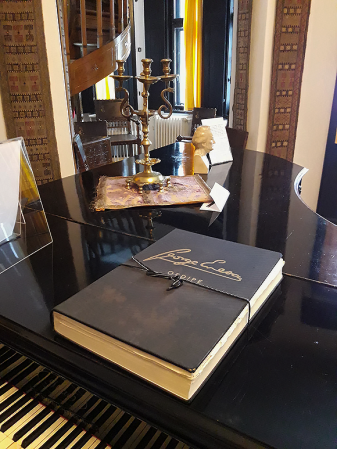 Casa-Memoriala-George-Enescu-Sinaia-manuscris-Oedip
