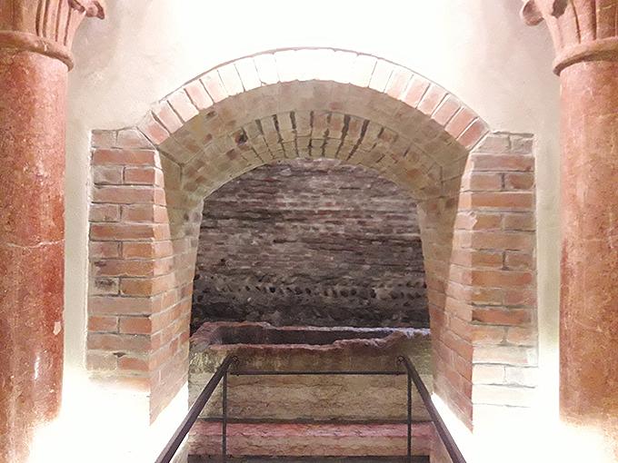 Tomba di Giulietta - sarcofag