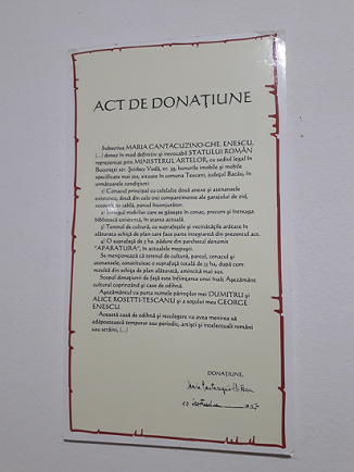 Tescani_act-donatie-Maruca-Enescu