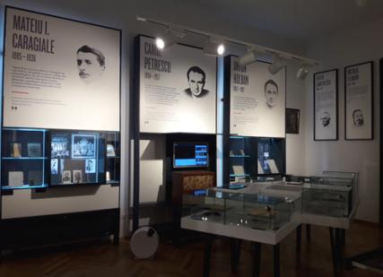MCaragiale_Holban_Petrescu_Zamfirescu_Filimon_Muzeul-Literaturii-Bucuresti