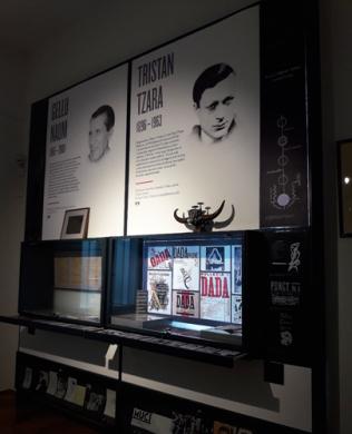 Naum_Tzara_Muzeul-Literaturii-Bucuresti