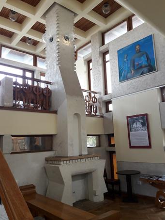 Bojdeuca-Creanga_memorial-interior