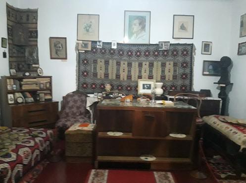 Otilia_Cazimir_birou_muzeu