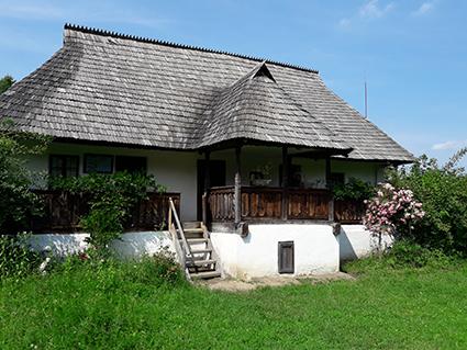 Muzeul Satului Valcean_Bujoreni
